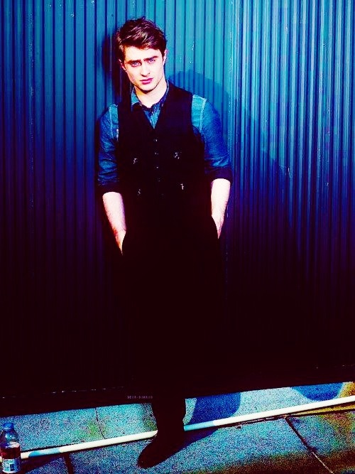 19/100 photos of Daniel Radcliffe [x]