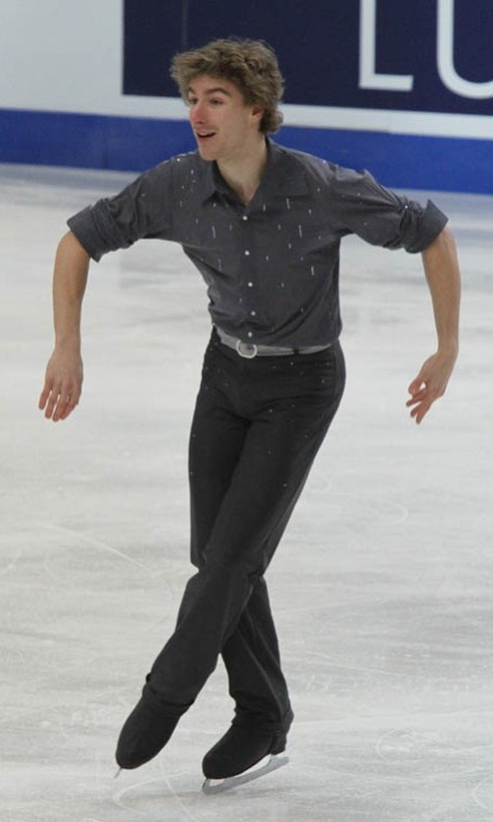 Kim Lucine at the 2011 European Championships. Photo by David W. Carmichael.