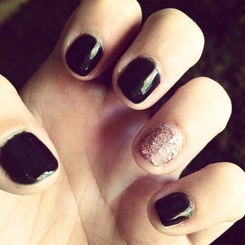 nails💅 (Taken with instagram)