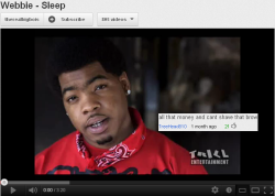 I Love Webbie But This Shit Had Me Rollin' !