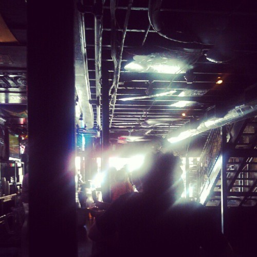 Austin @ The Blind Pig (Taken with instagram)