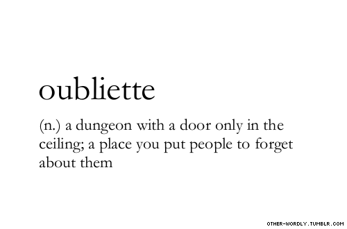 pronunciation | \oo-blE-et\ submitted by | anonymouswith thanks to | Hoggle