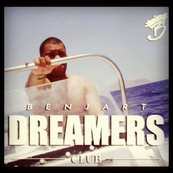 """these times I'm speed boating in the red sea"" #dreamersclub @blademusic  (Taken with instagram)"