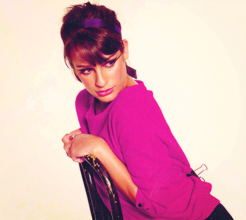 100 PICTURES OF LEA MICHELE » 49/100