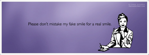 Dont Mistake My Smile Facebook Cover