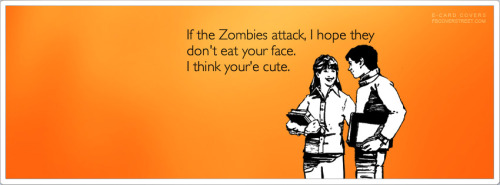 If Zombies Attack Facebook Cover
