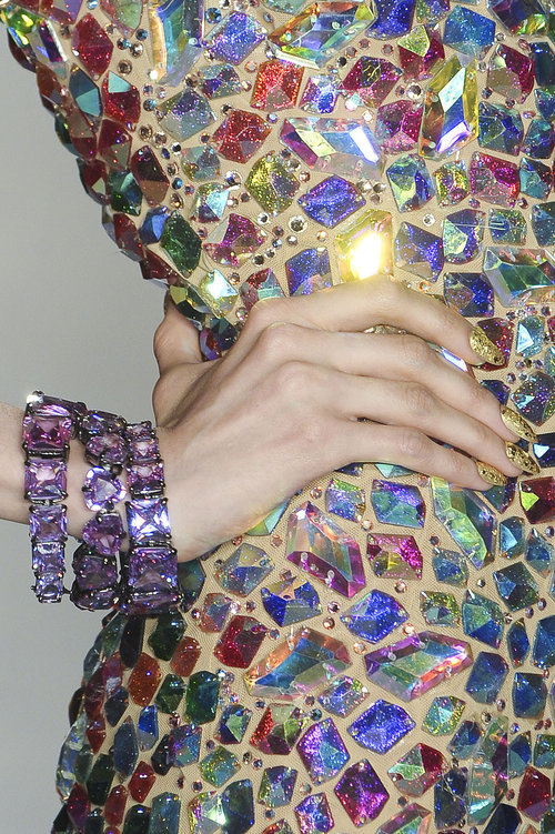 ali-en:  chiffonandribbons:  The Blonds S/S 2012  this is just perfect