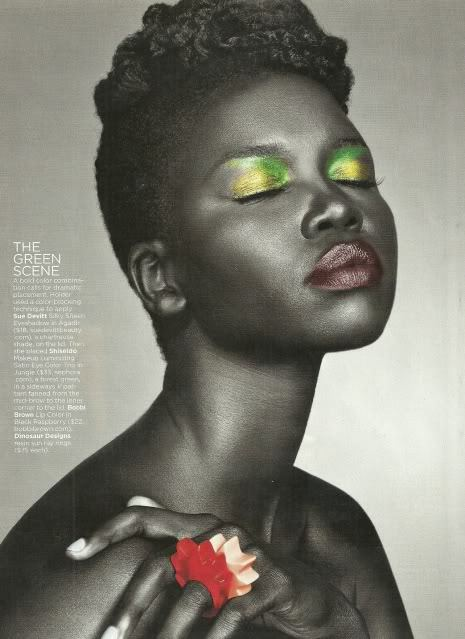 Nykhor PaulEssence Magazine, September 2010