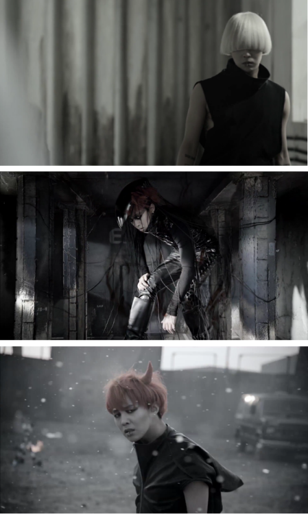 "ohgeography:  GD | ""Monster"" MV  Always the best."