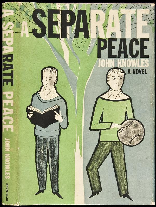 separate peace envy essay Everything you ever wanted to know about the quotes talking about jealousy in a separate peace, written by experts just for you.