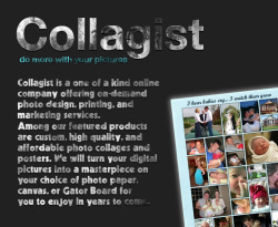 Collagist Banner.