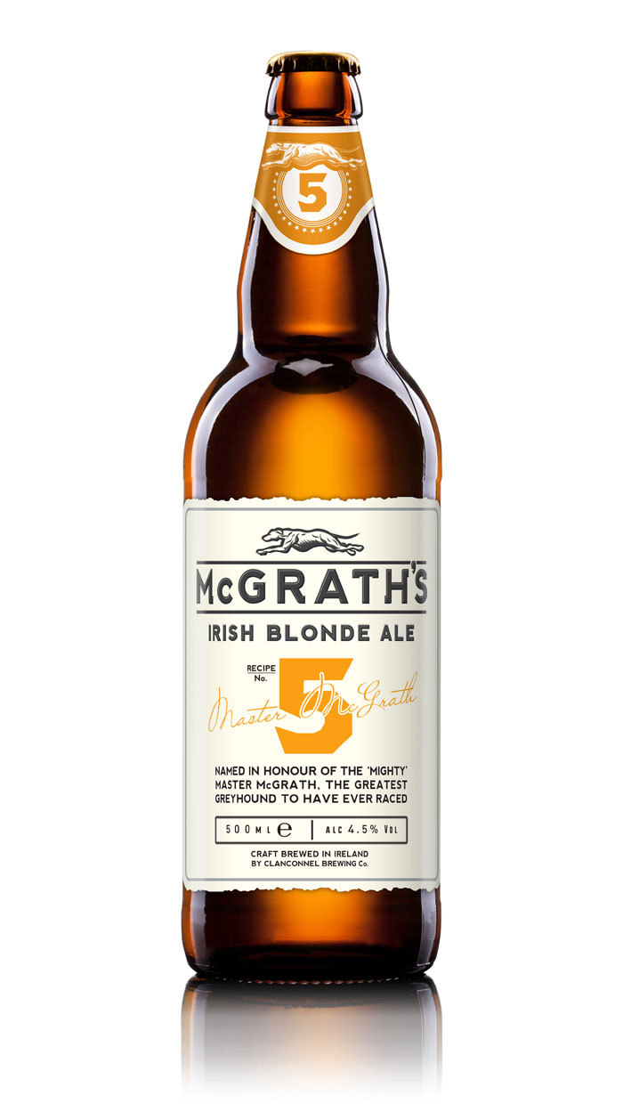 visualgraphic:  McGraths Premium Ales
