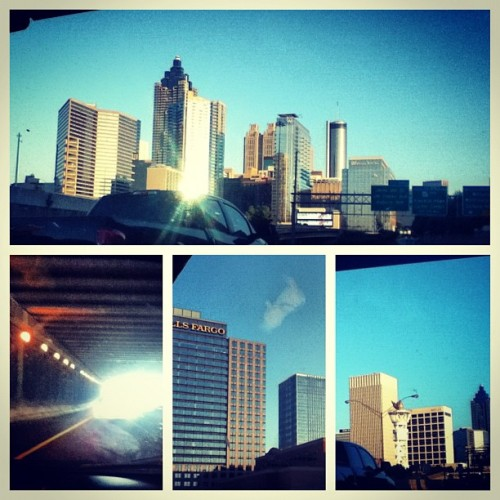 ATL🌆 (Taken with instagram)