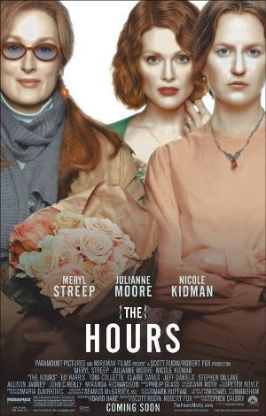 "#81- ""The Hours"" - Stephen Daldry 3.5/5"