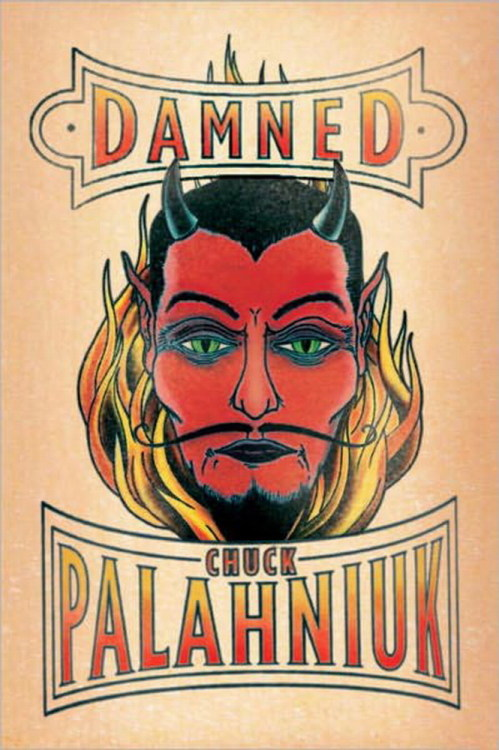 "Finished ""Damned"" by Chuck Palahniuk this afternoon. It was an interesting read, and I liked it, but I'm having a hard time quantifying how much. I was intrigued with the writing style, and felt compelled to hurry up so I could get to his trademark twist. The descriptions of hell and how you get there made me laugh and/or cringe (especially because I've broken a few rules to be damned), but I didn't love it. I think it's mostly because his books always leave me with this weird unsettled feeling after I put it down, which is probably why I also enjoy them.  But it was really nice to read a book that the Boo has so we can discuss it. Our book tastes don't intersect too often, and it's fun when it does. Started ""Zombie Spaceship Wasteland"" by Patton Oswalt since I still had the Boo's kindle.  I definitely wouldn't have picked this out on my own, but it is a very unique collection of essays. I'm about half way through, and I've read an epic poem about Oswalt's high school D&D character. And I'm not saying epic as in super awesome, I mean epic as in the narrative poem. He's quite talented. 21/50"