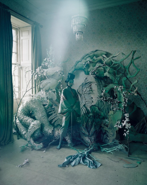 """Magical Thinking"" by Tim Walker for W, February 2012"