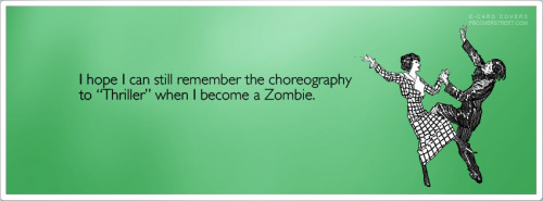 Thriller Choreography Facebook Cover