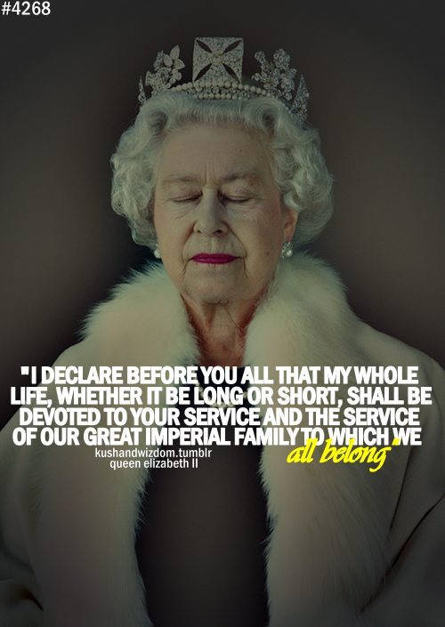 quotes, queen elizabeth II