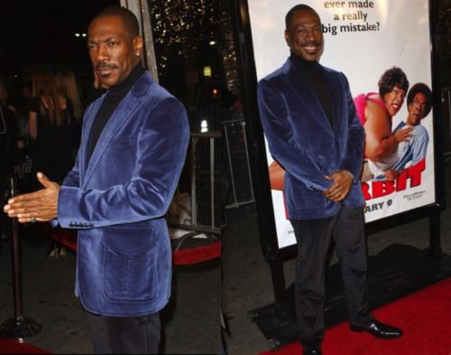 My Client , Mr Eddie Murphy on the Red Carpet