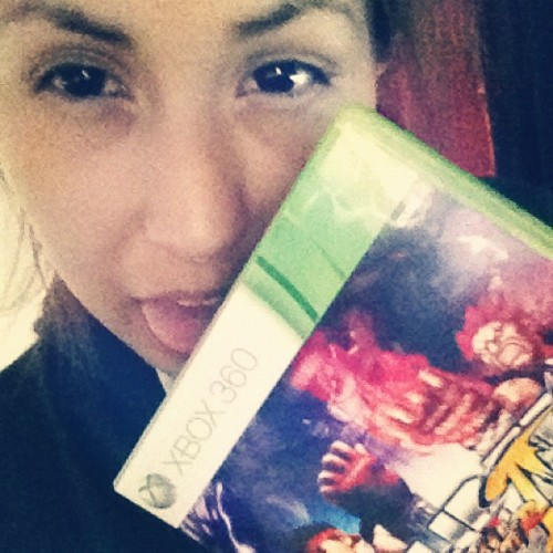 #Stoned and ready for some of that #streetfighter (Taken with instagram)