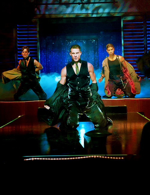 oh bring on MAGIC MIKE!