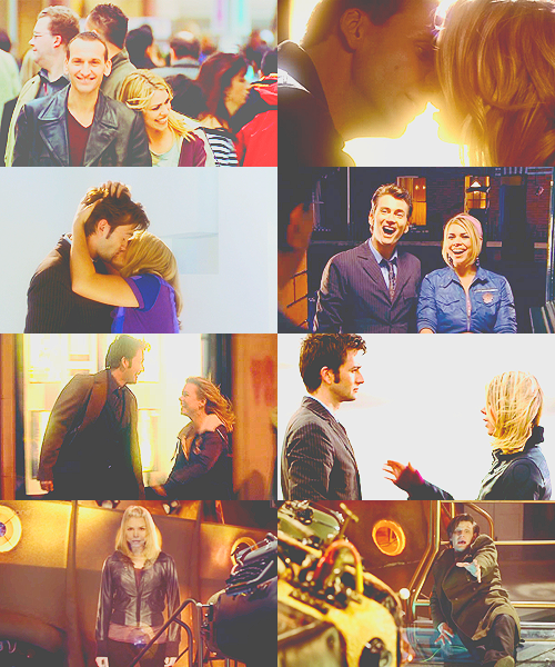 30 Days of Doctor Who (Revival)05: Favourite ship → The Doctor/Rose Tyler I've seen a lot of this universe. I've seen fake gods and bad gods and demi-gods and would-be gods, and out of all that, out of that whole pantheon, if there's one thing I believe in, just one thing; I believe in her.