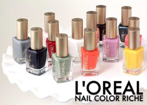 Fabulous Loreal Nail Colors