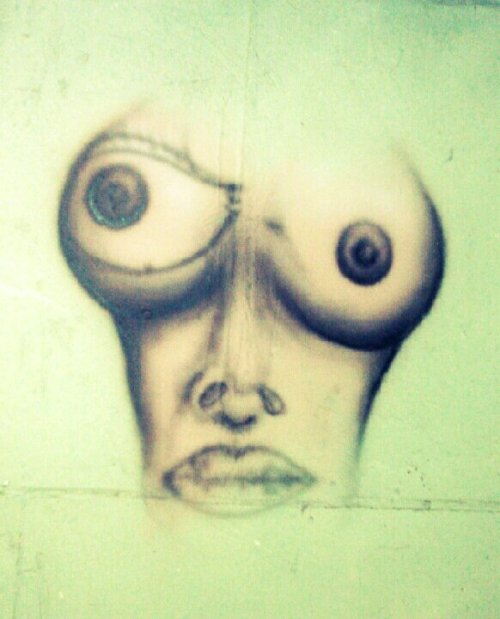 Um…#2012 #android #air brush #graffiti #art #Random #mark bonner(from @420michellez on Streamzoo)