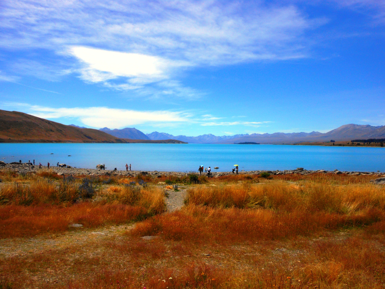 Lake Tekapo, South Island, NZ