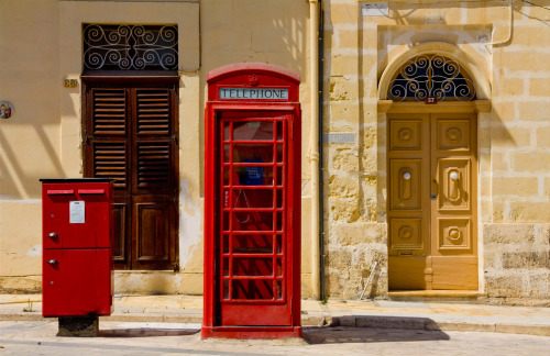 Phone Booth | Malta Isle