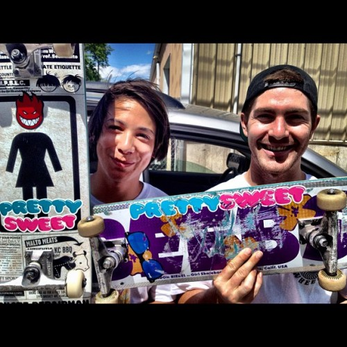 dtredays:  pretty sweet  i♥ sean malto!!