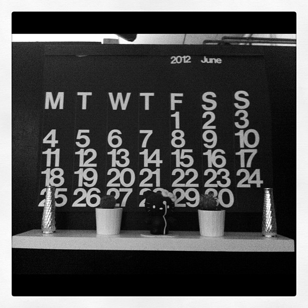 HELLO JUNE #homesweethome #willshometour  (Taken with instagram)