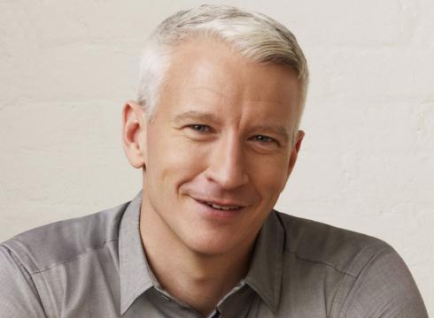 BREAKING NEWS: IT'S ANDERSON COOPER'S BIRTHDAY.
