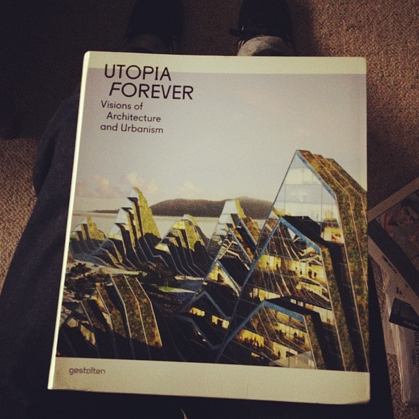 My new favourite book  (Taken with Instagram at In a book)
