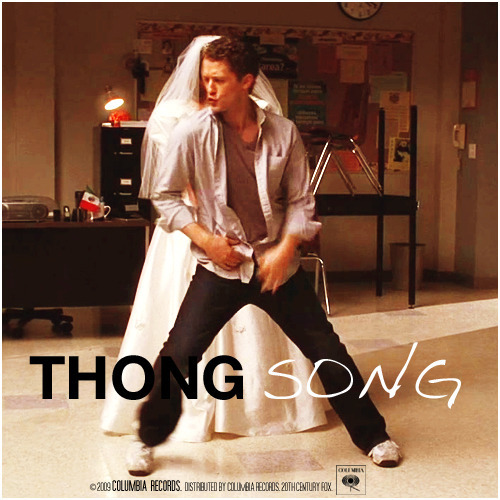 1x08 Mash-Up | Thong Song Alternative Cover