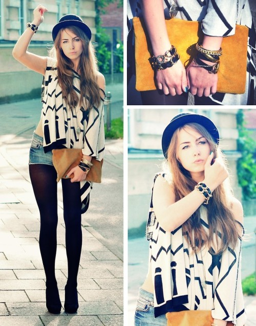 lookbookdotnu:  Prisoner of love… (by Ali No)