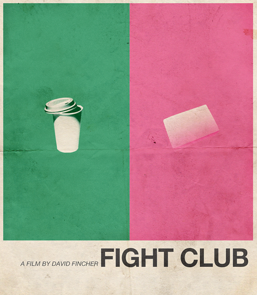 poster remake | Fight Club
