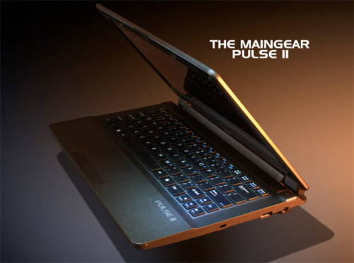 Maingear's 11.6-inch Pulse 11