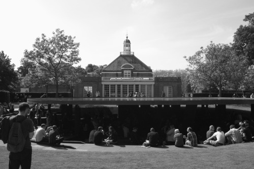 Serpentine Gallery, Hyde park, London