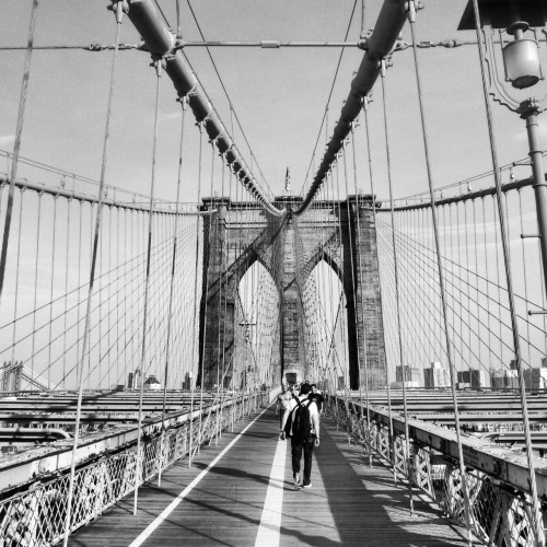 Brooklyn Bridge @ NYC