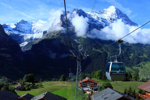 mountainish:  Switzerland-Grindelwald (by uwelino)