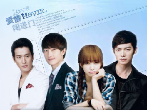 "[EDIT] 120603 ""When Love Walked In"" Promotional Photocr: 浅湾木鱼 