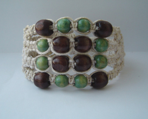 https://www.etsy.com/listing/100768390/macrame-bracelet-beaded-bracelet-earth
