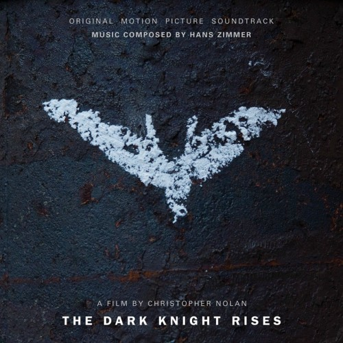 "The official Cover of the ""Dark Knight Rises""-Soundtrack. Available on July 20th."