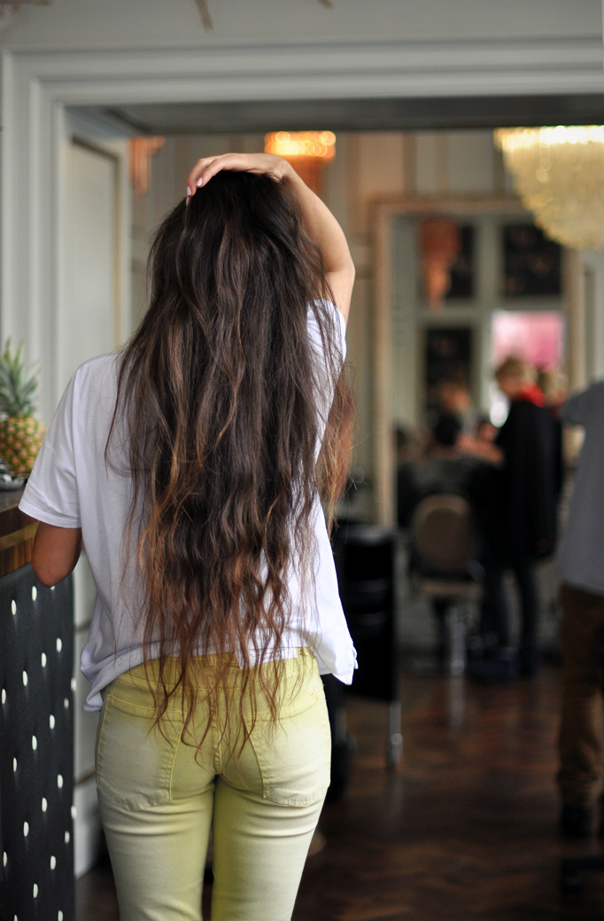 evanescen-t:  i want her hair :o
