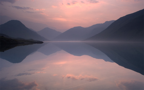 symphony-of-the-elements:  Wast Water 5 by ~novakovsky