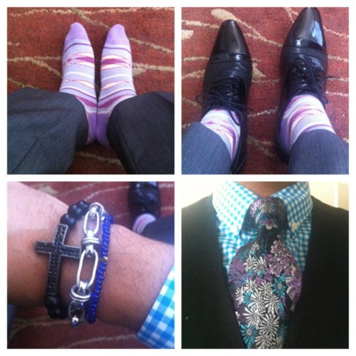 Outfit of the Day - 6.3.12 - #picstitch (Taken with instagram)