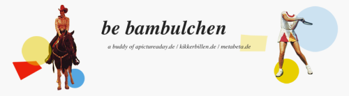 there's another tiny little tumblrrrrrrr: be bambulchen