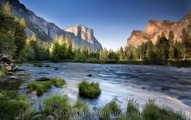 Along The Merced - Yosemite on Flickr.