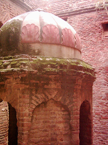 Temple-tomb of Loh, a Hindu prince, the founder of Lahore and one of the two sons of Rama, the hero of Ramayana -Lahore, Pakistan